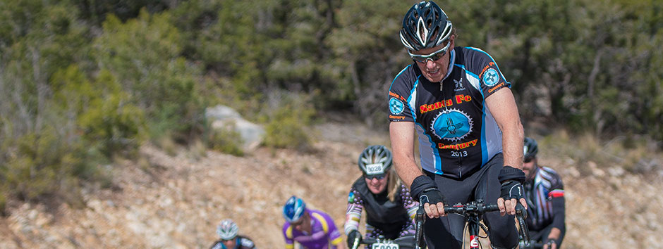 Riding the Santa Fe Century in Northern New Mexico